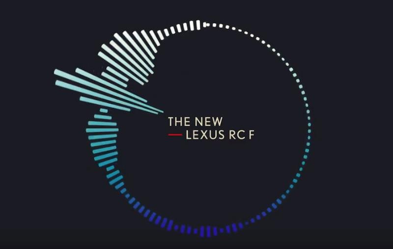Lexus RC F - The Intergalactic Test Drive