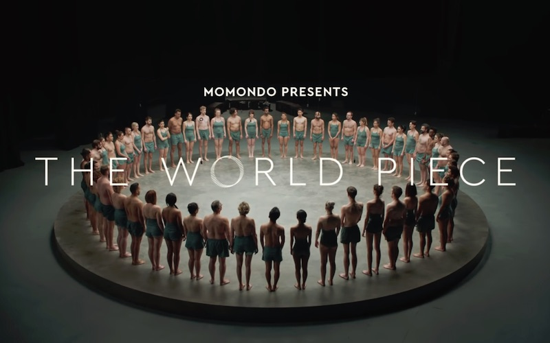 momondo — The World Piece