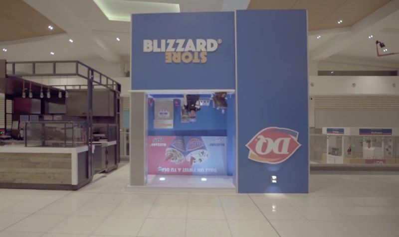 Dairy Queen - Blizzard Store