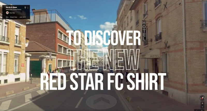 Red Star FC - Notre Maillot. Notre Quartier.