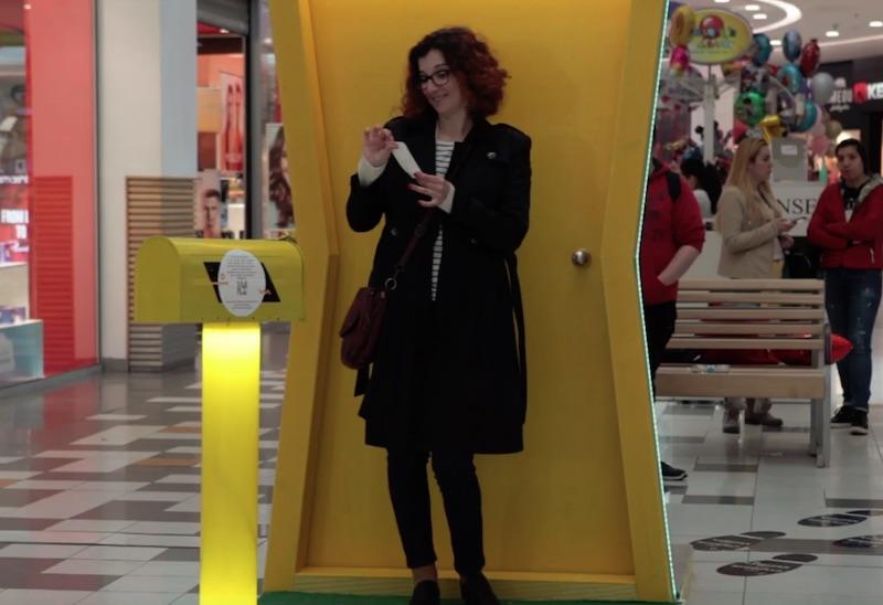 Mall Plovdiv – The Door