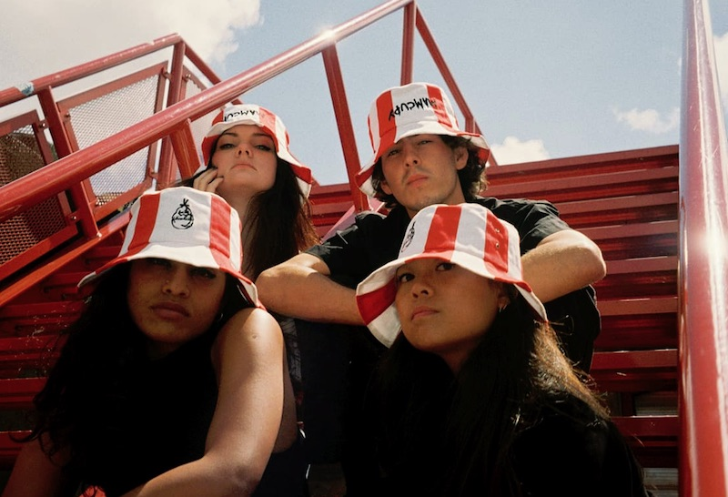 KFC Russia x Mam Cupy Bucket Hat