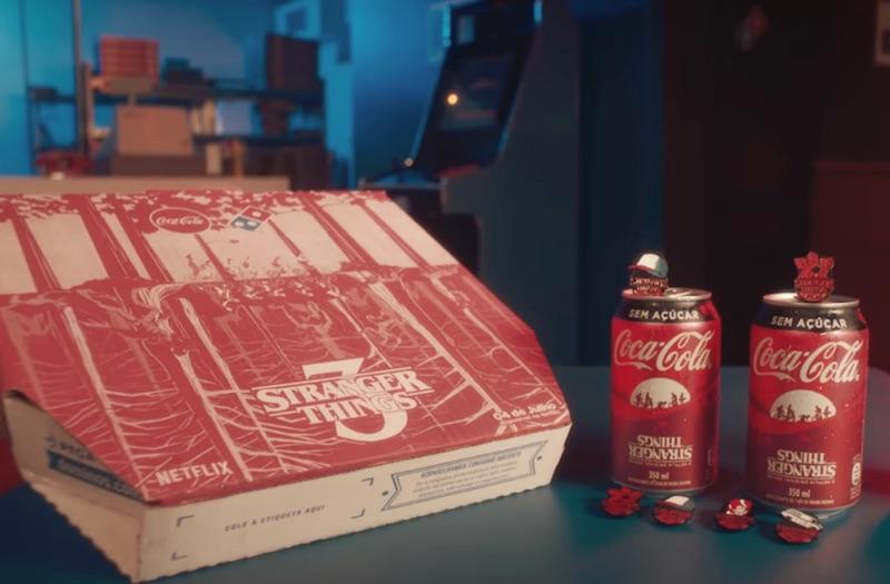 Domino's Pizza | STRANGER COMBO