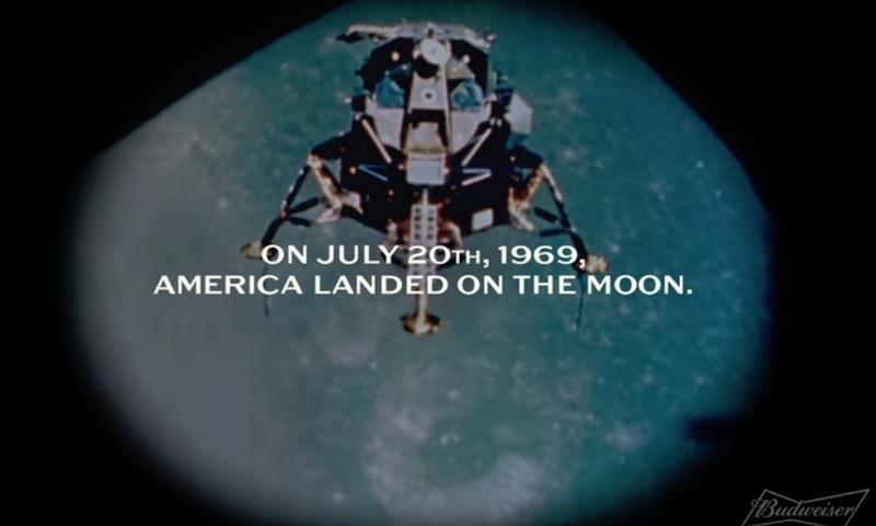 Budweiser | Moon Landing Happy Hour