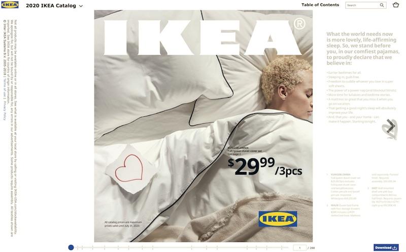 2020 IKEA Catalog
