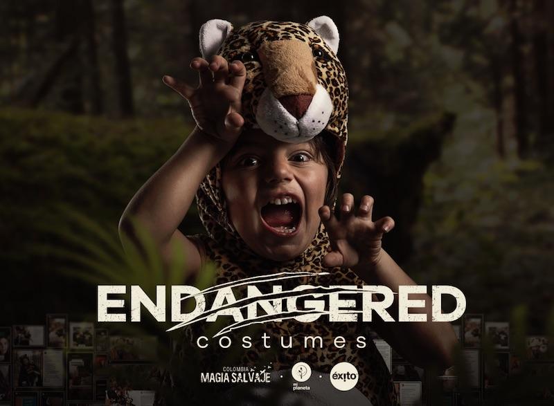 Endangered Costumes | Magia Salvaje