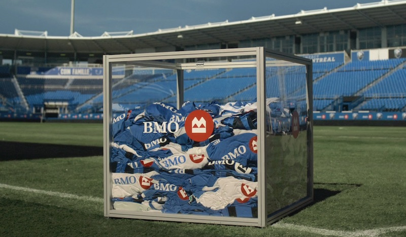 BMO - Échange #FanFini Dévoilement