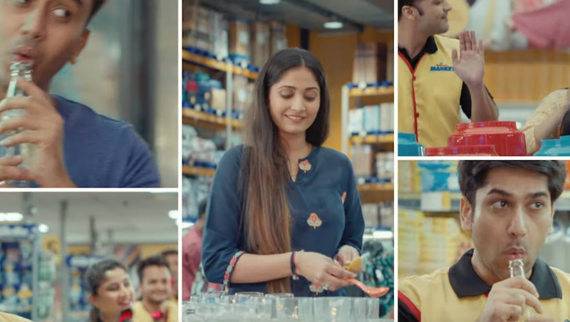 Reliance Market - Sab Milega Sab Milenge - An Independence Day Tribute