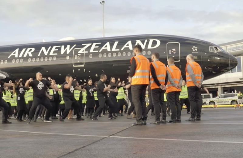 All Blacks Farewell Haka