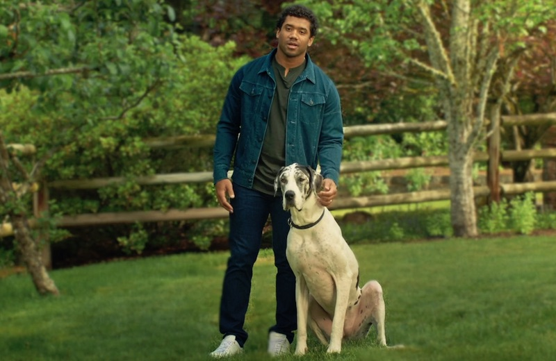 Russell Wilson for Banfield Foundation