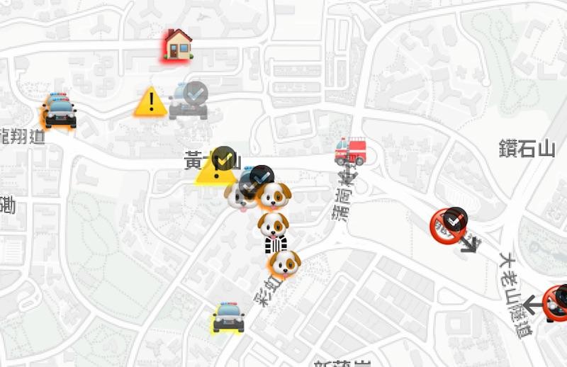 HKmap.live 即時地圖 - Hong Kong Live Map
