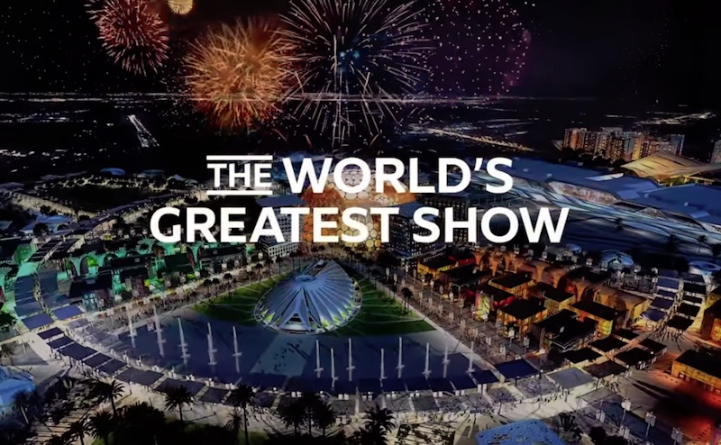 Be There for The World's Greatest Show