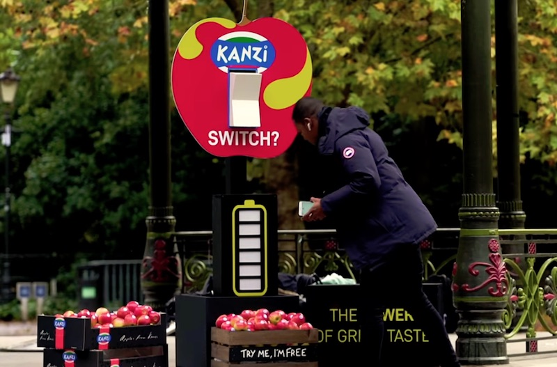 Kanzi Apple | Will you make the Big Switch?