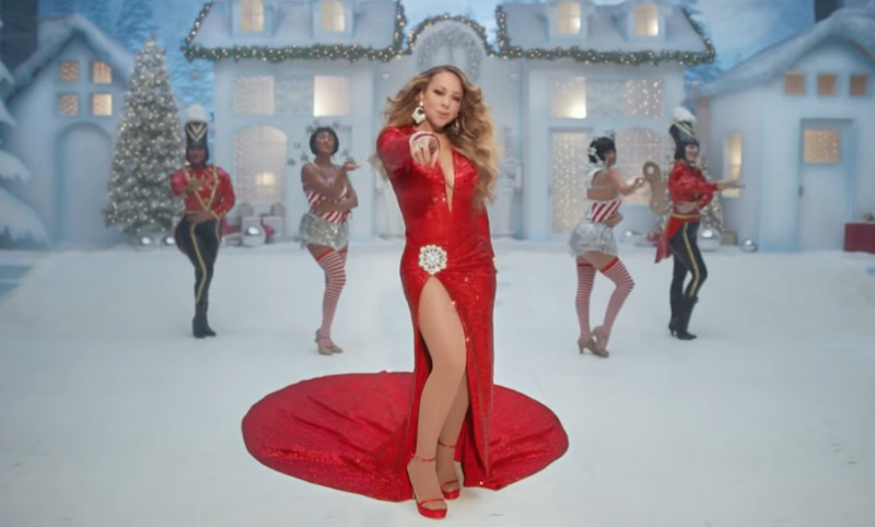 All Mariah Carey wants this Christmas | Too Good To Share | Walkers Crisps