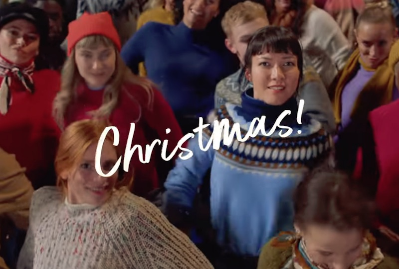 M&S | Christmas Advert 2019 | Go Jumpers for Christmas!