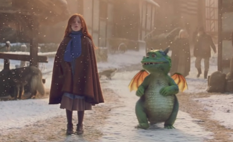 Christmas 2019 Ad | John Lewis & Partners and Waitrose & Partners