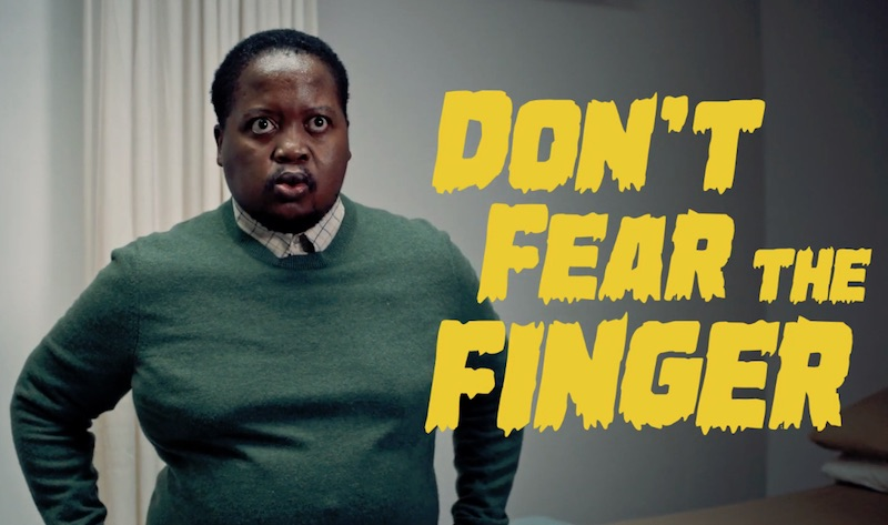Don't Fear the Finger