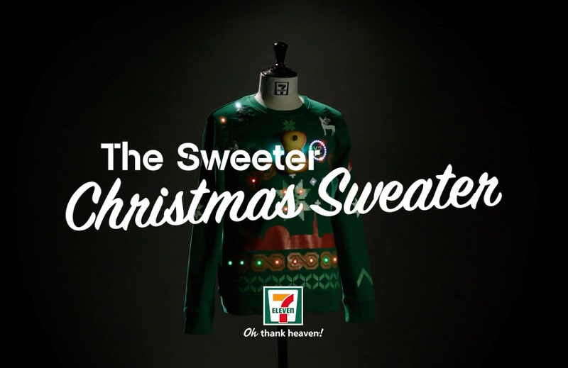 7-Eleven - The Sweeter Christmas Sweater