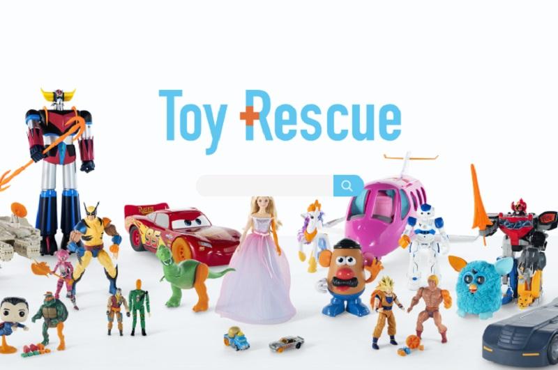 Toy-Rescue by dagoma