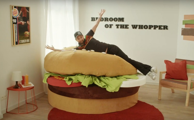 BURGER KING® / HOME OF THE OTHER WHOPPER
