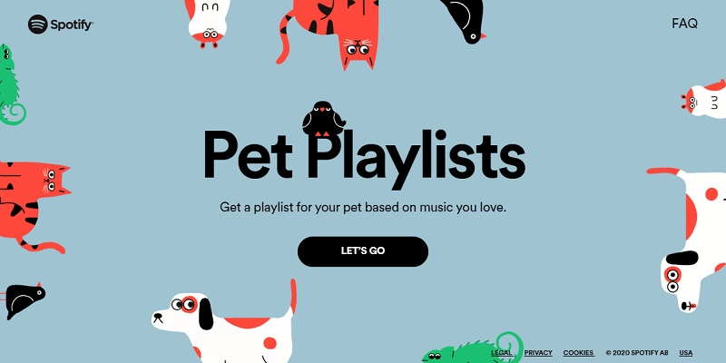 Pet Playlists