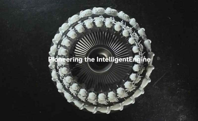 Rolls-Royce | Pioneering the IntelligentEngine