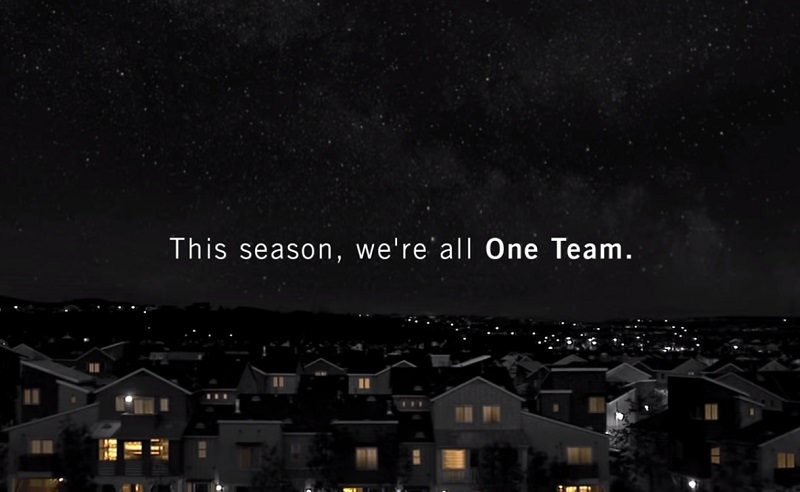 Budweiser | One Team