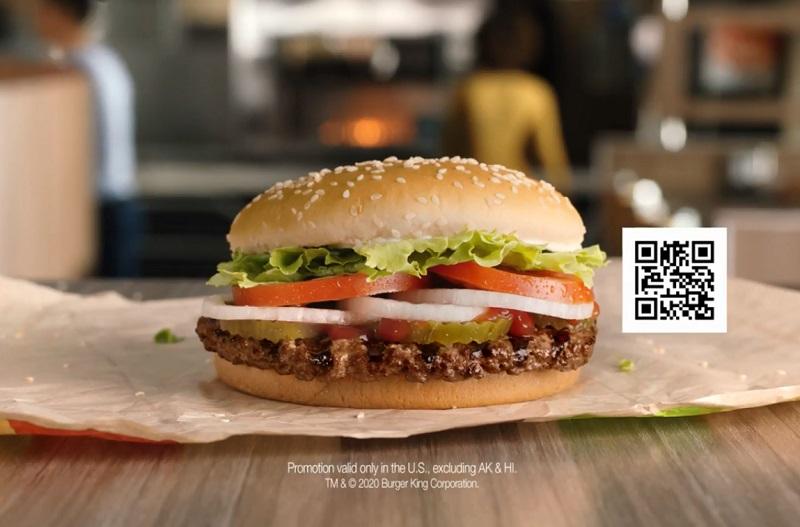 Burger King | QR Code