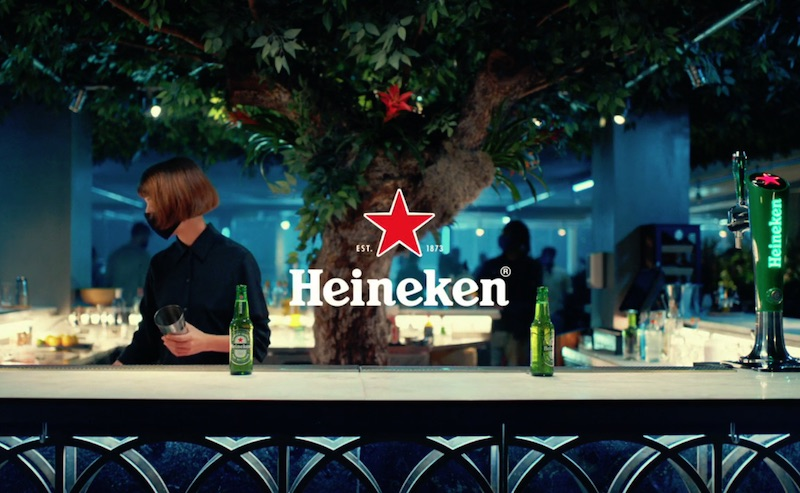 Heineken – Back to the Bars