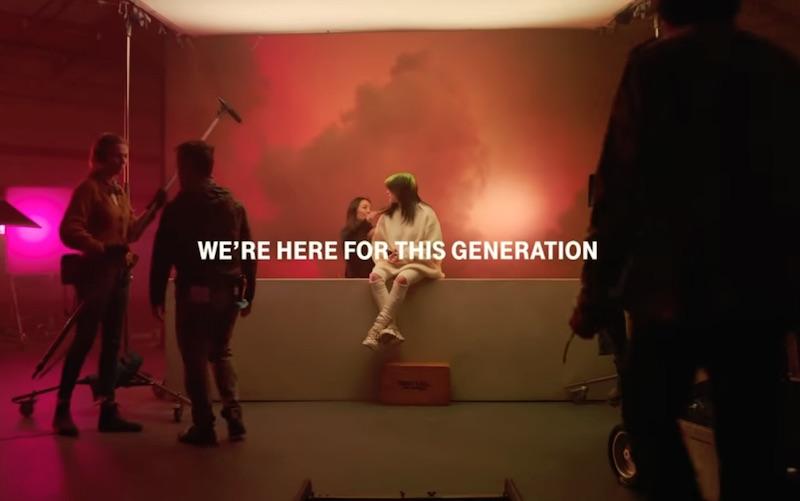 Billie Eilish x Telekom What We Do Next