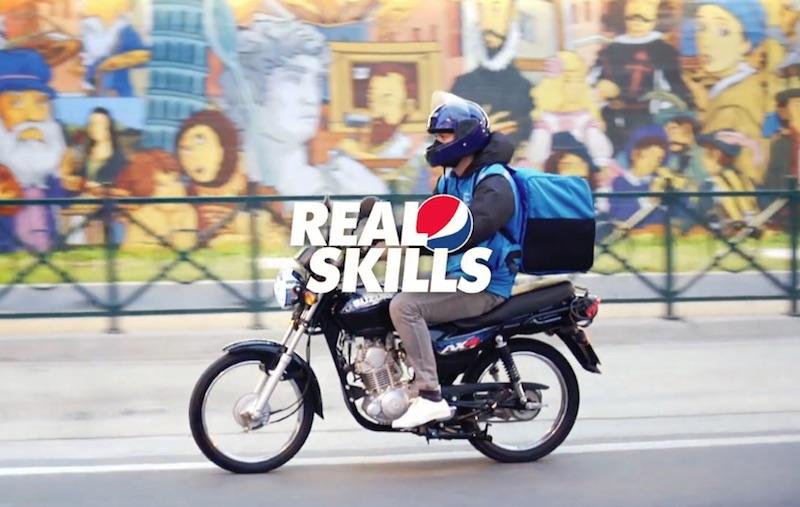 Pepsi Picker - Real Skills