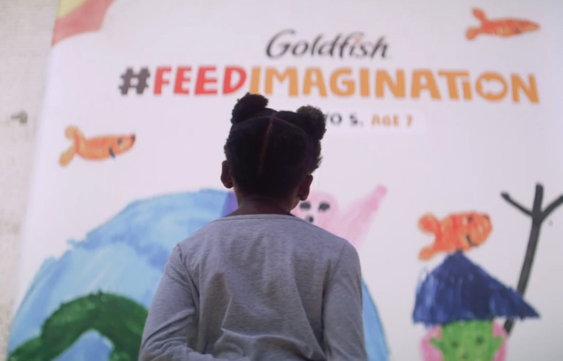 Goldfish Cracker® #FeedImagination