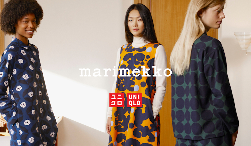 UNIQLO x Marimekko – a new limited edition holiday capsule collection