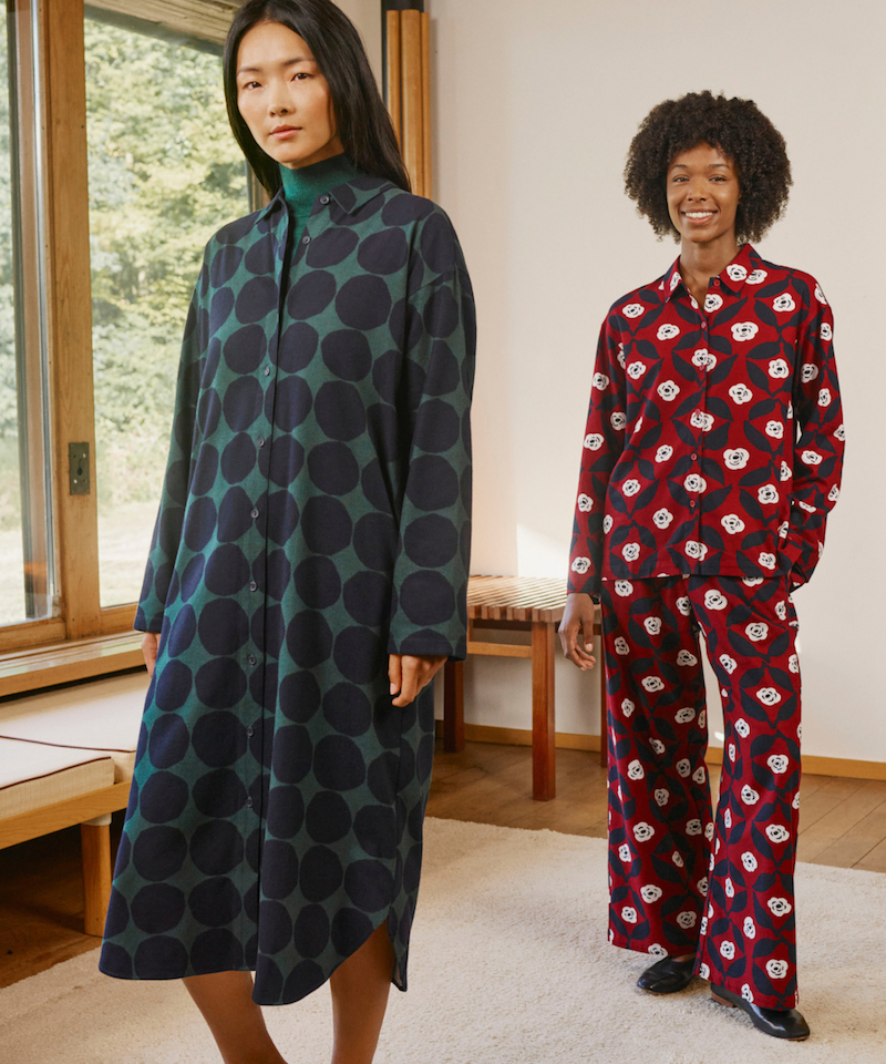 UNIQLO x Marimekko – a new limited edition holiday capsule collection​