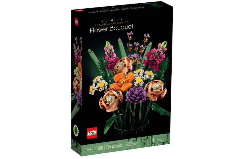 LEGO Flower Bouquet | LEGO Botanical Collection 10280