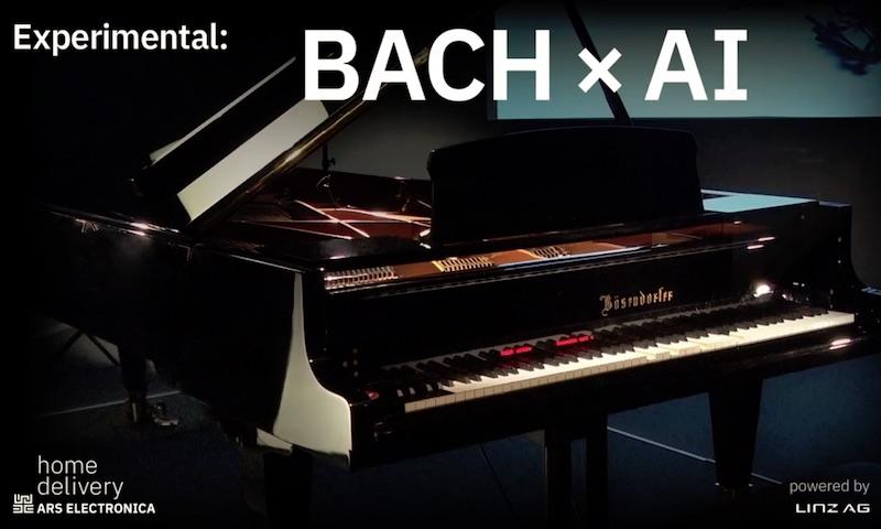 Experimental Bach x AI