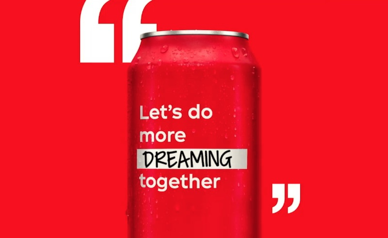 Coca-Cola - Open To Better