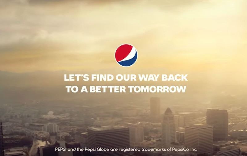 The Mess We Miss   Pepsi