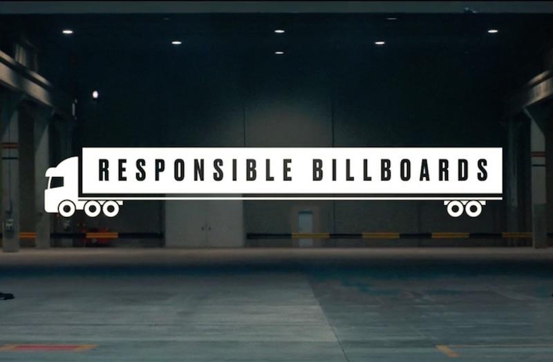 Responsible Billboards - AB InBev / Ambev