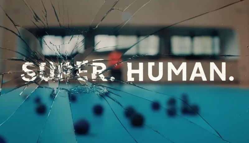 Super. Human.   Tokyo 2020 Paralympic Games Trailer