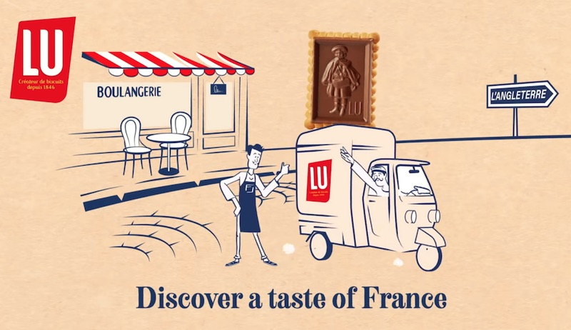 LU biscuits – Discover a taste of France in the UK