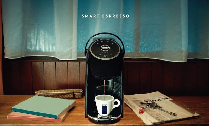 Lavazza A Modo Mio Voicy, l'espresso smart.