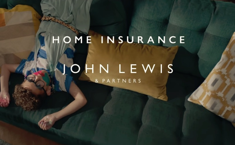 Let life happen - John Lewis Home Insurance