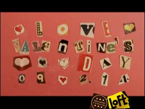 LOVE VALENTINE'S DAY 09.2.14 | LOFT