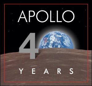 APOLLO 40 YEARS ANNIVERSARY