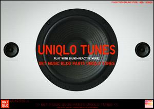 UNIQLO TUNES / HEATTECH