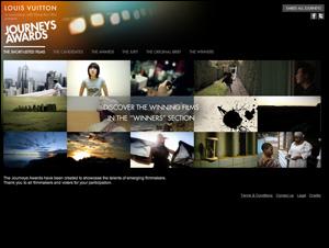 Louis Vuitton Journeys Awards in association with Wong Kar Wai'