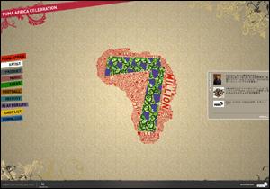 AFRICA CELEBRATION   PUMA