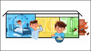 Google  こどもの日
