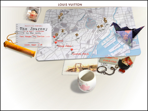 Louis Vuitton - The Journey of a Man's Wardrobe, by The Selb